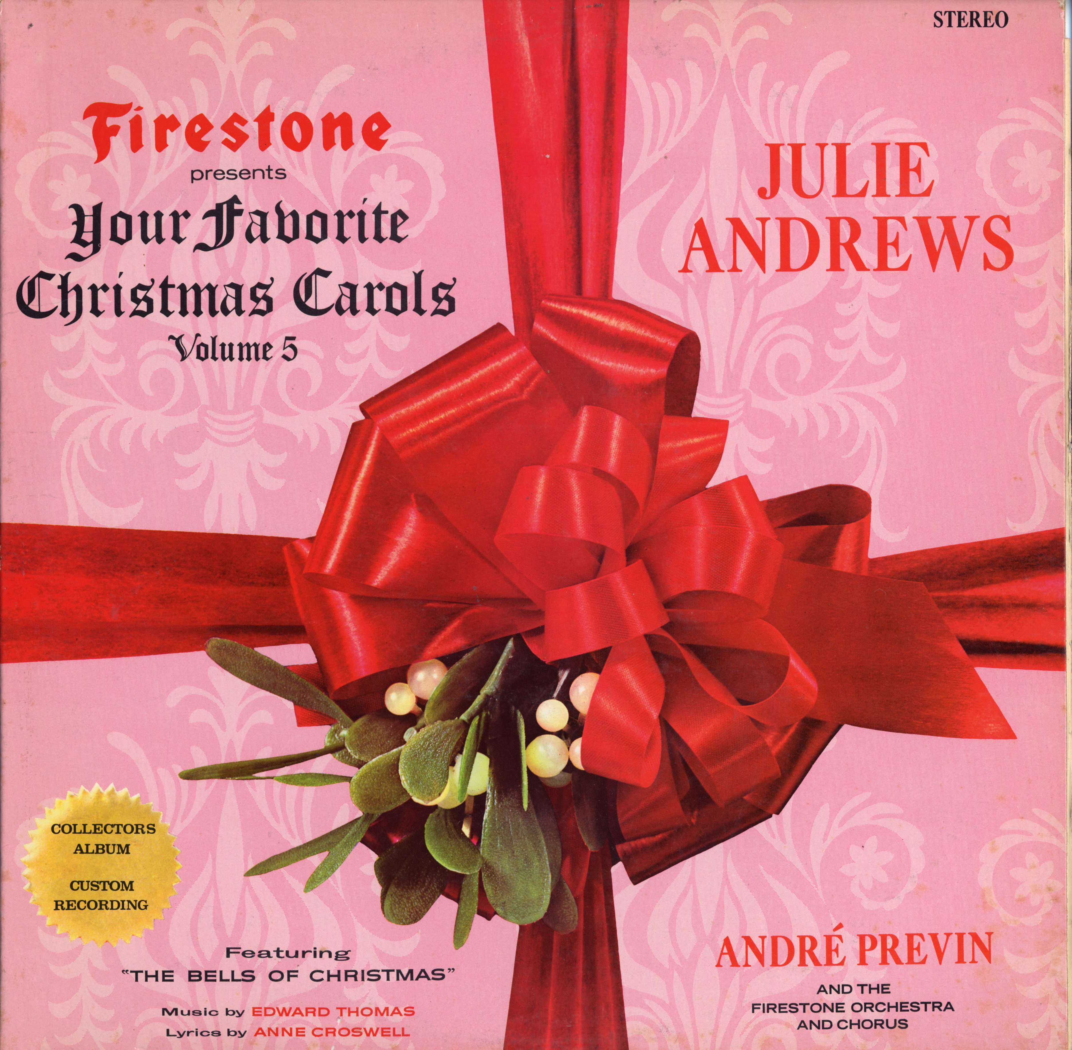 Firestone Julie Andrews